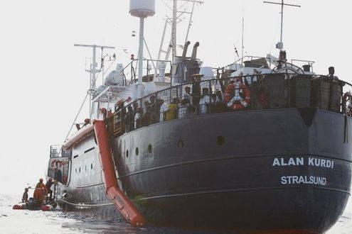 Nave Alan Kurdi raggiunto accordo - Leggilo.org