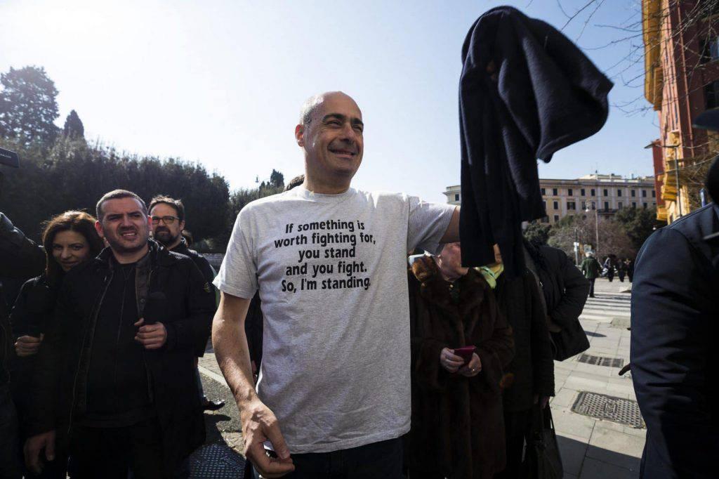 Nicola Zingaretti PD voto - Leggilo.Org