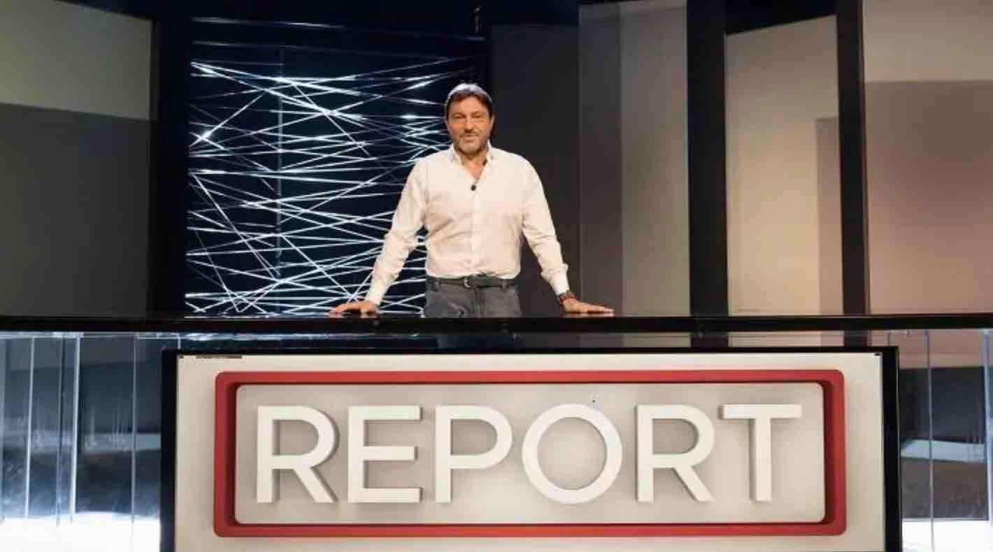 report anticipazioni 11 novembre