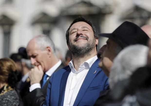 Salvini si prepara a vincere in Emilia- Leggilo.Org