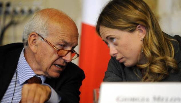 """Fausto Bertinotti esalta Meloni: """"Il futuro della destra italiana è suo"""" - Leggilo.org"""