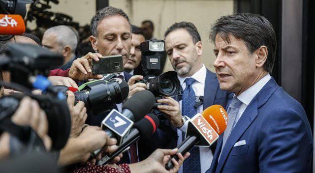 Giuseppe Conte non lascia la politica - Leggilo.Org