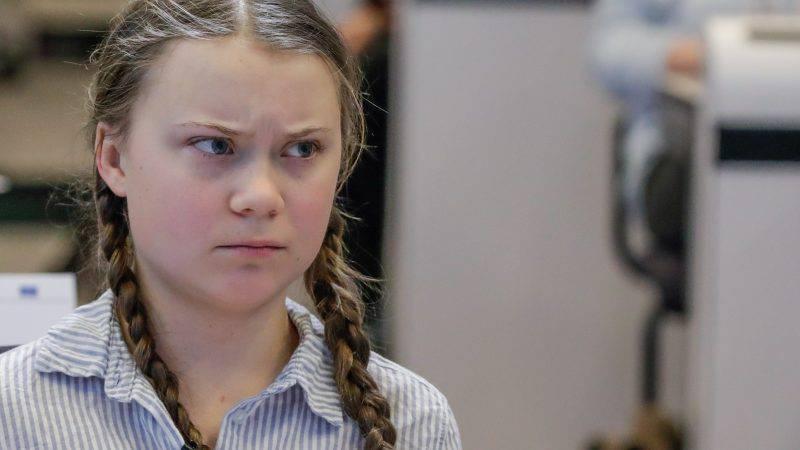"""Greta litiga con le ferrovie tedesche: """"Sono in piedi in treno"""". Ma aveva un posto in prima classe - Leggilo.org"""