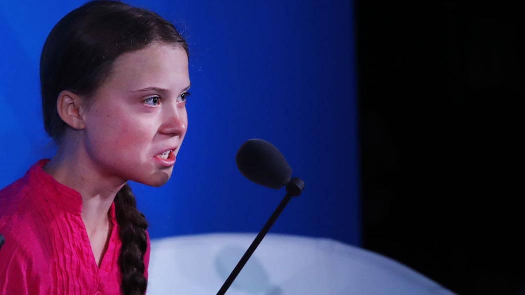 Greta Thunberg raggiunge la conferenza Onu sul clima su un mezzo inquinante - Leggilo.org