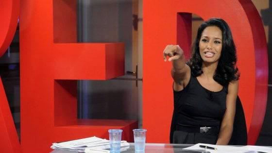Rula Jebreal a Sanremo - Leggilo.Org
