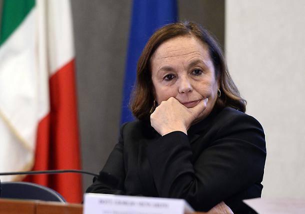 Luiciana Lamorgese, sbarchi dimezzati - Leggilo.Org