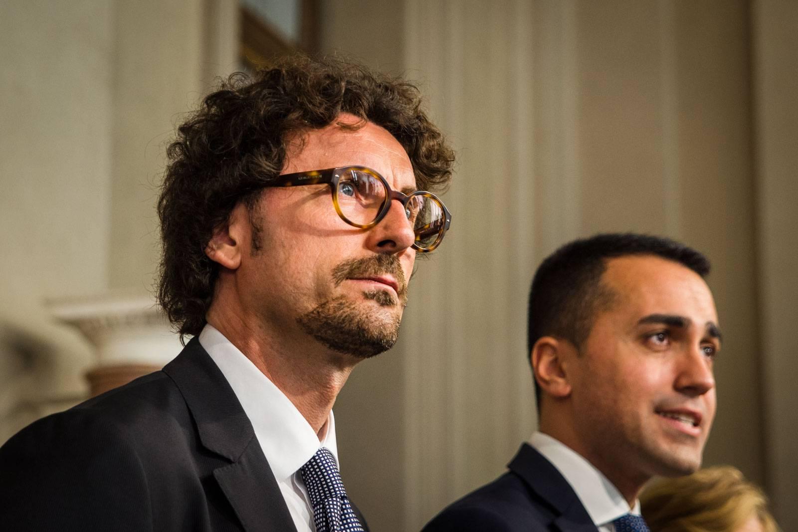 Salvini indagato, Toninelli dice che i M5s sono diversi - Leggilo.Org