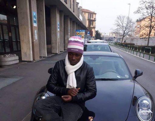 nigeriano stupro abiti firmati porche