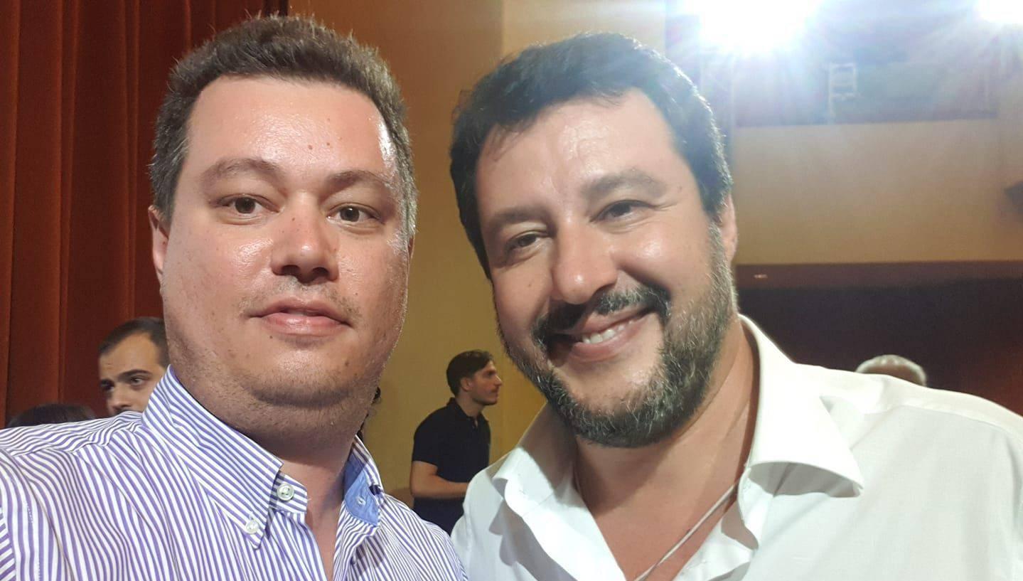 Alfio Baffa e Salvini - Leggilo.Org