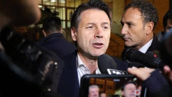 Il premier Conte il giorno dopo il voto - Leggilo.org