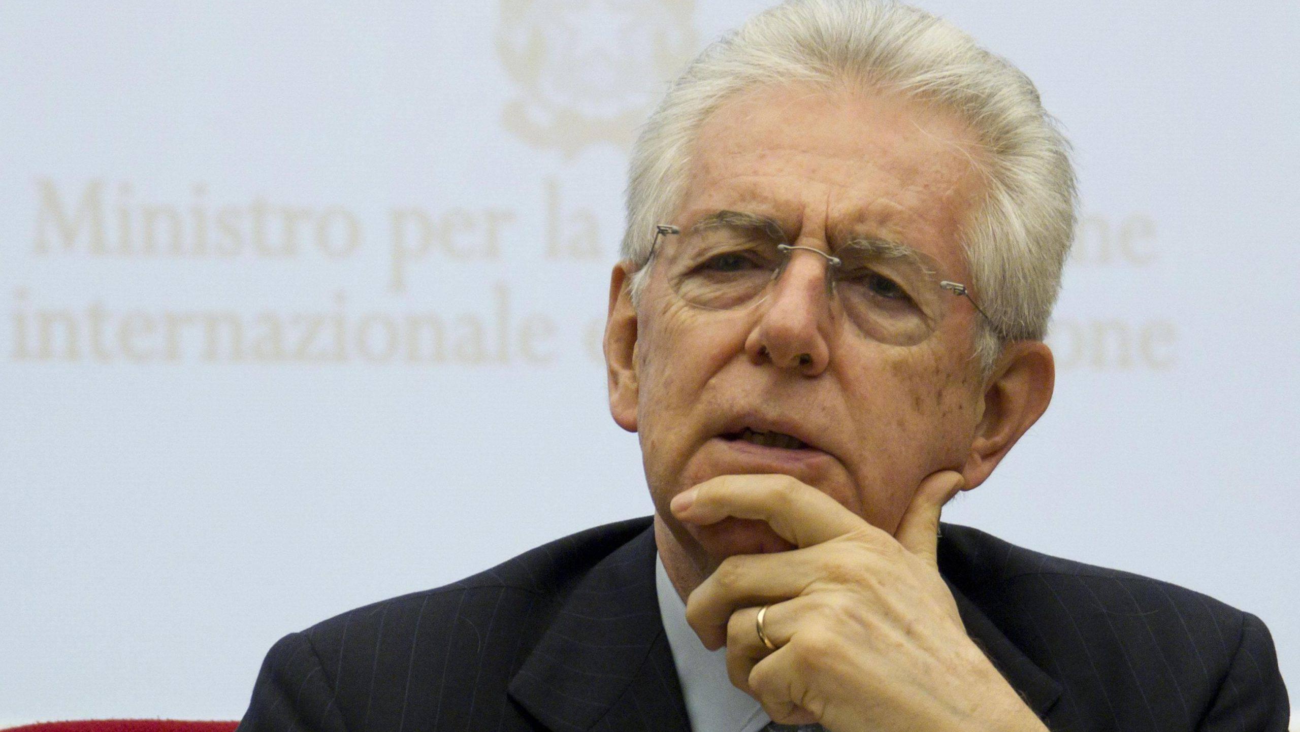 Mario Monti, previsioni per il nuovo anno - Leggilo.Org