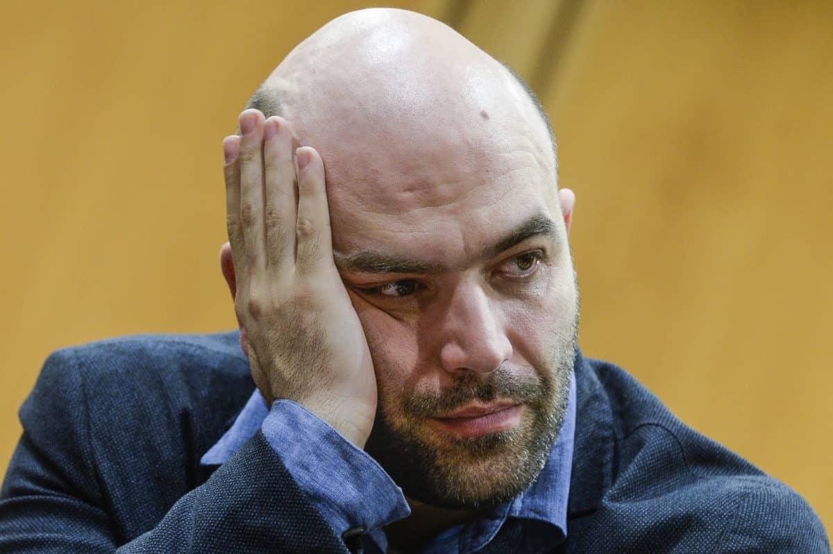 Saviano attacca Salvini: