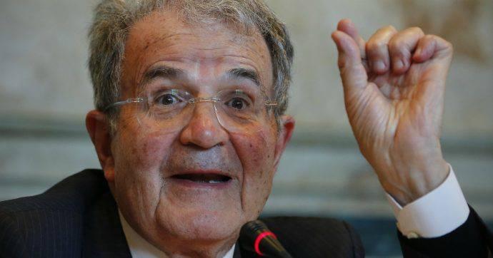 Romando Prodi vorrei essere una sardina - Leggilo.Org