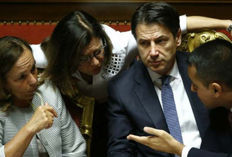 Lamorgese in Parlamento