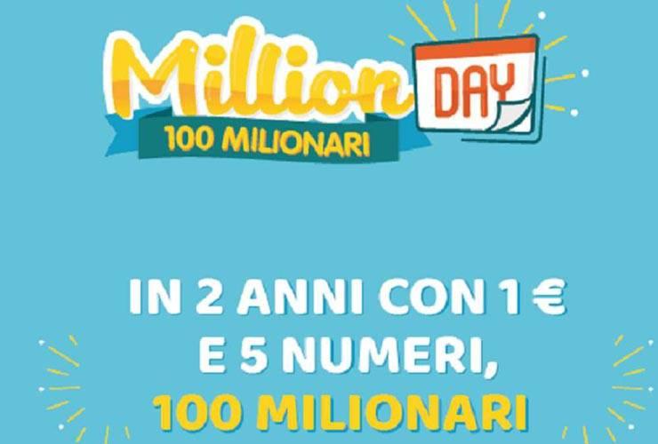 Million Day estrazione