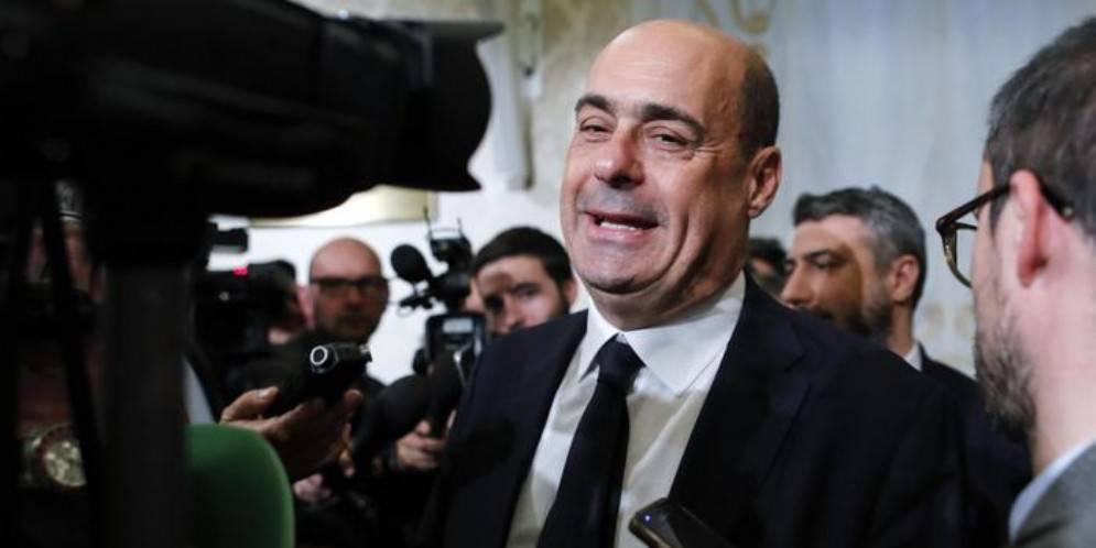 Zingaretti pensa alle sardine - Leggilo.Org
