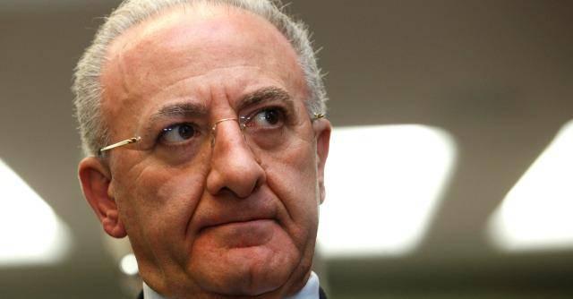 Vincenzo De Luca - Coronavirus - Leggilo.org