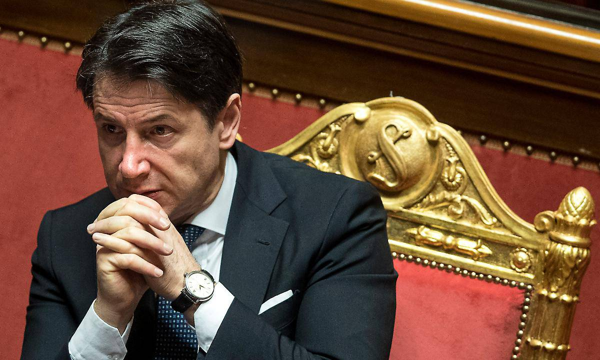 "Conte: ""Preparati all'evenienza coronavirus"" - Leggilo.org"