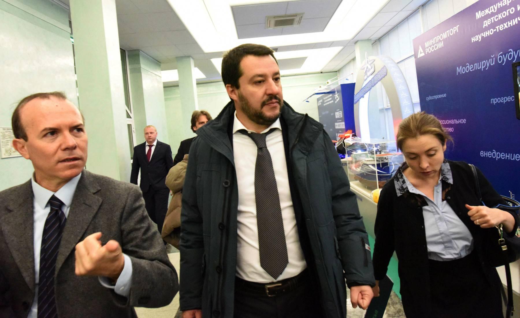 Caso presunti fondi russi alla Lega, respinto ricorso Savoini su audio Metropoli - Leggilo.org