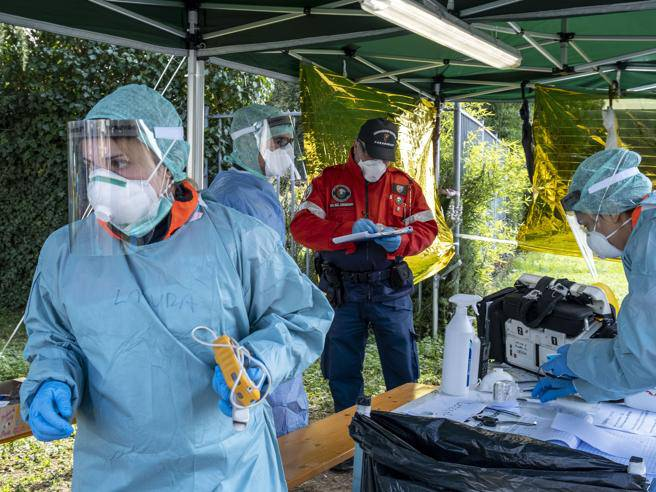 coronavirus medici bergamo collasso