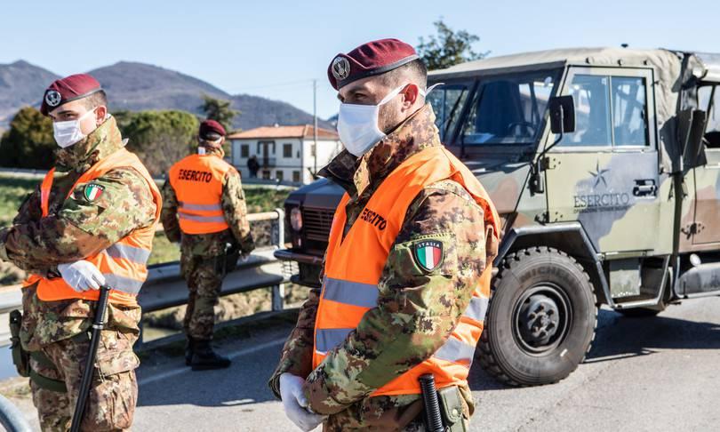 Lorenzo Guerini difesa esercito - Leggilo