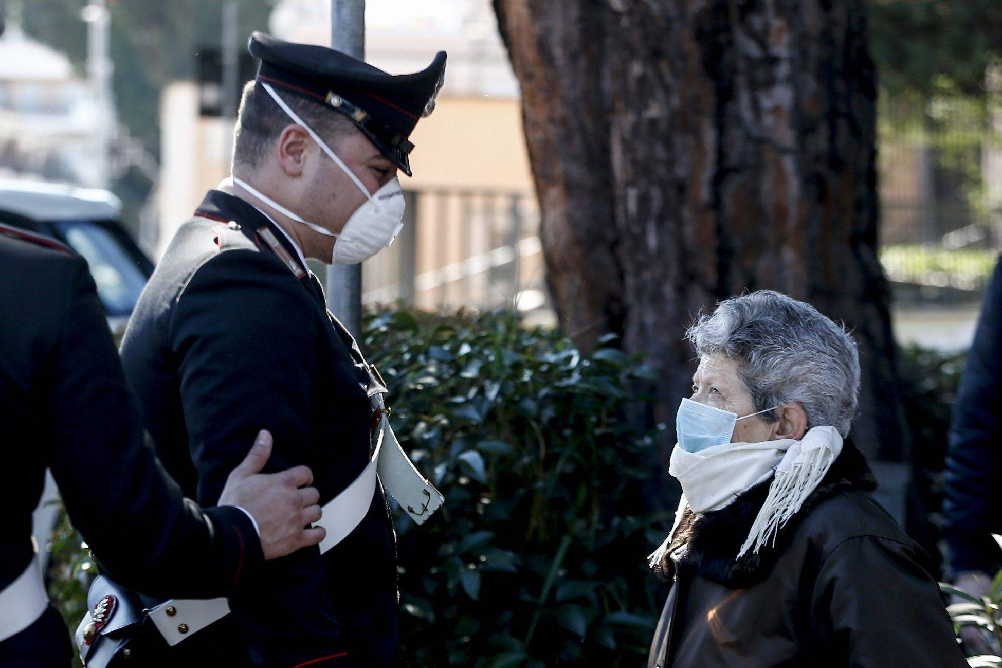 Carabiniere morto - Coronavirus - Leggilo.org