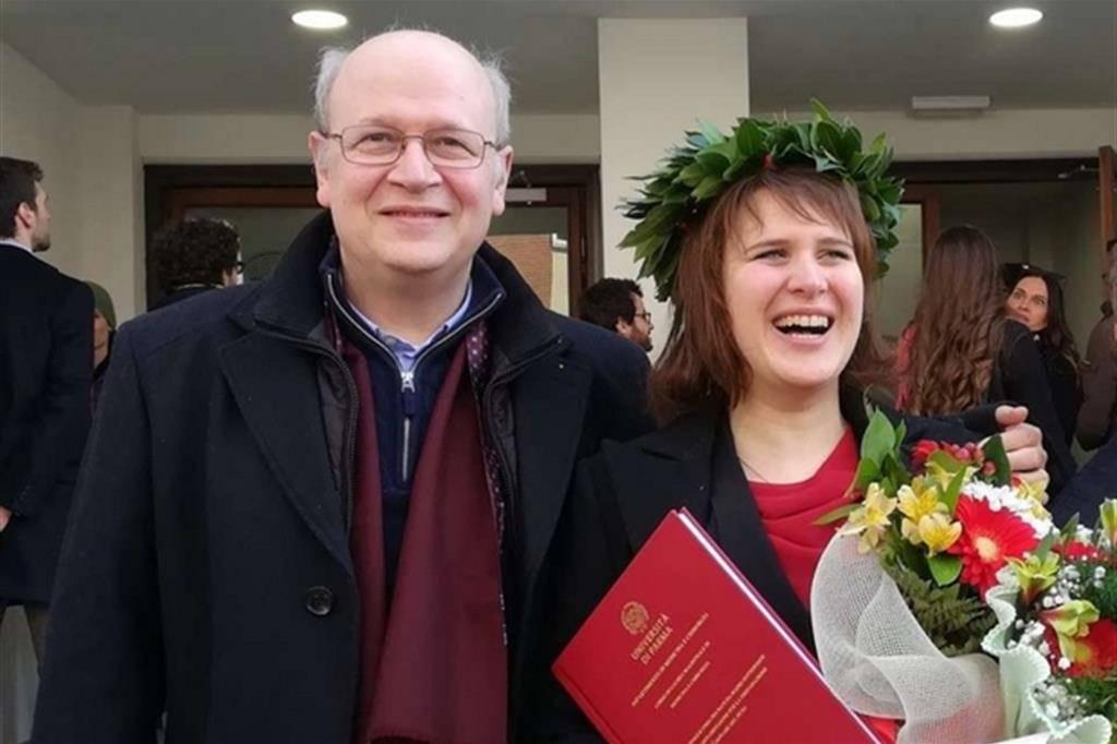 """Coronavirus, Casalpusterlengo: Elena, figlia del Dottor Borghi: """"Mio padre morto facendo quello che amava di più"""" - Leggilo.org"""