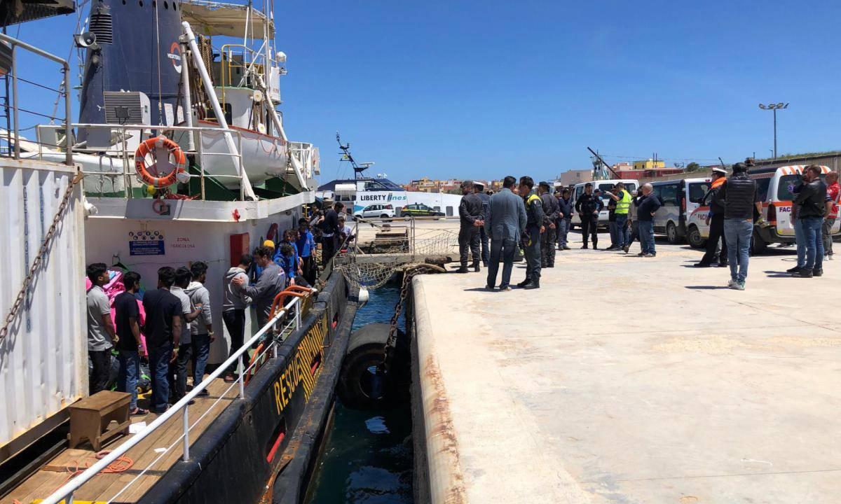 """Coroanvirus, il Sindaco Martello di Lampedusa: """"Basta sbarchi, chiedo più controlli delle forze dell'ordine"""" - Leggilo.org"""