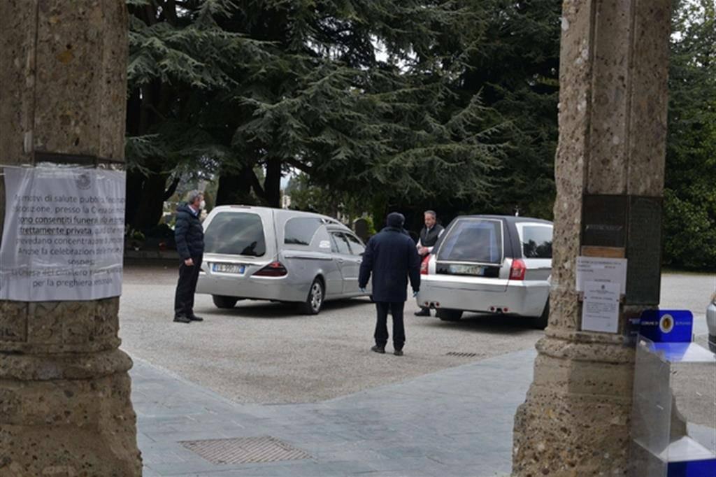 Coronavirus, Brescia al collasso: chiuso il cimitero - Leggilo.org