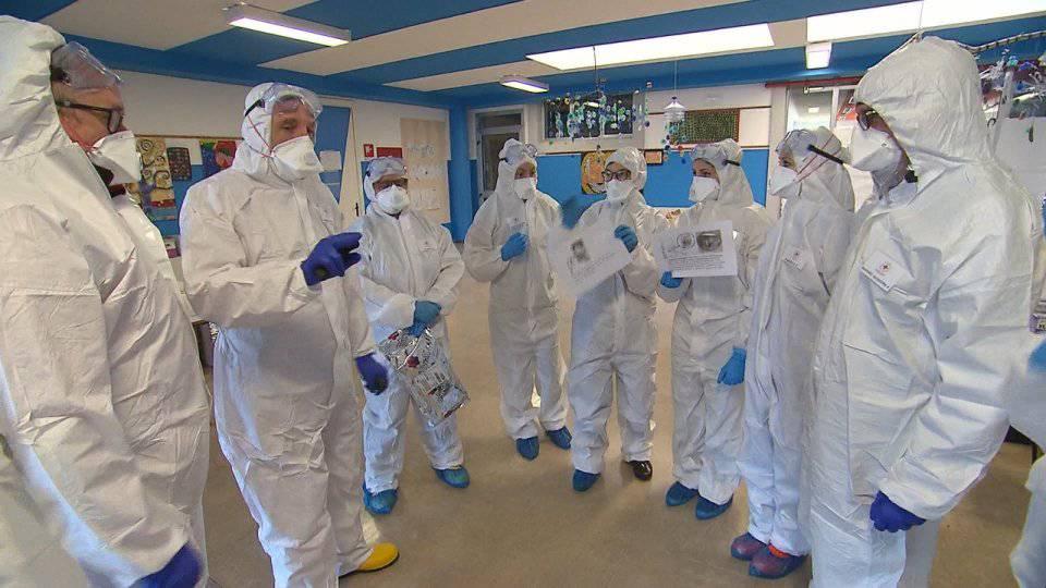 Coronavirus, il picco per il Governo arriverà tra il 17 e il 18 marzo - Leggilo.org