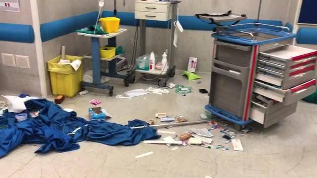 Napoli, durante la devastazione del Pronto Soccorso dei Pellegrini è morta una donna 39enne - Leggilo.org