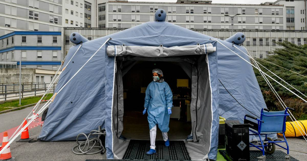 """Coronavirus, Mascheroni: """"Bisogna intervenire o Sistema Nazionale collasserà"""" -Leggilo.org"""