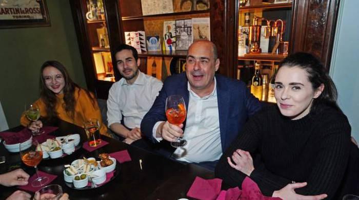 Zingaretti a Milano - Leggilo.org
