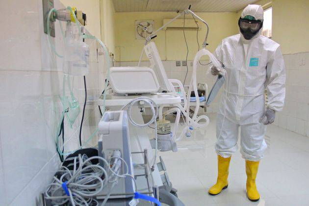 coronavirus cina ventilatori polmonari