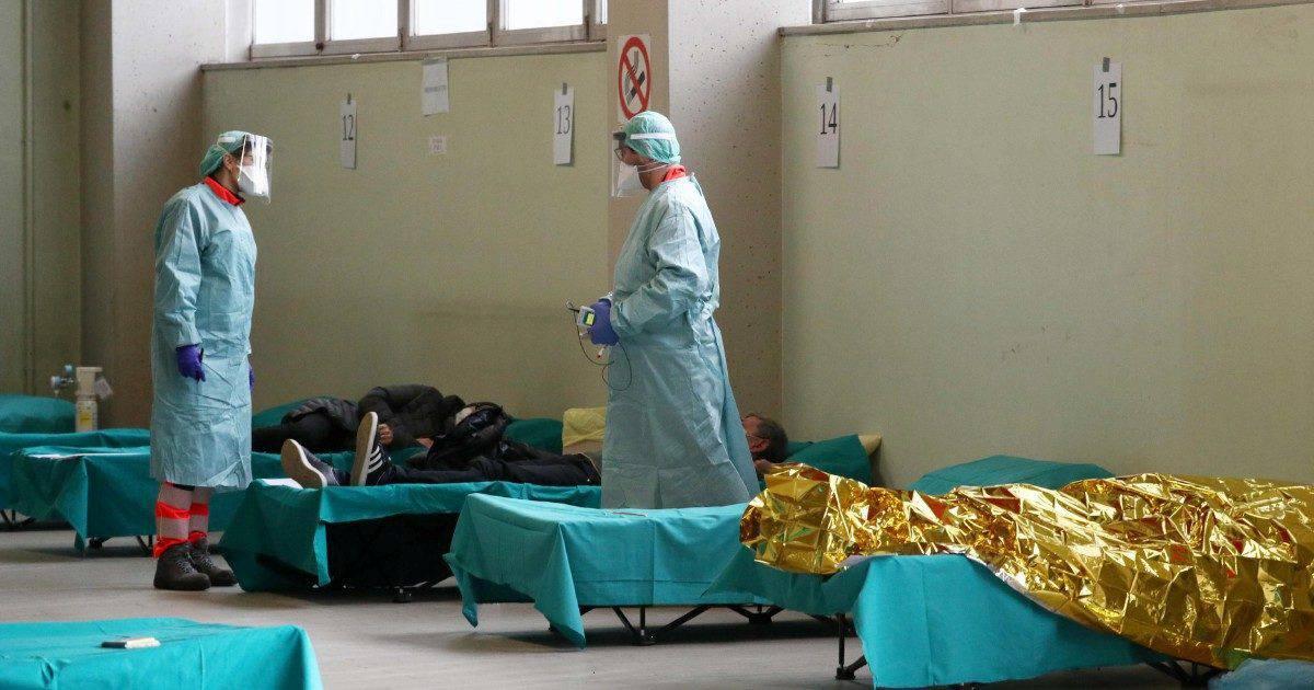 Coronavirus caserme - Leggilo