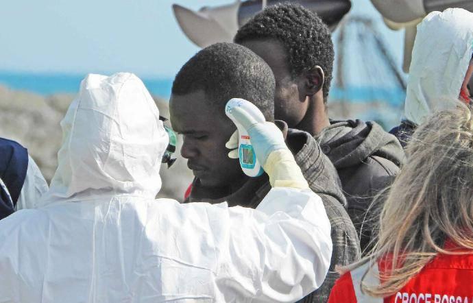 migranti CoronavirusViminale - Leggilo