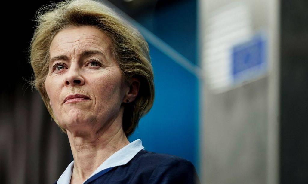 Ursula UE chiede scusa Italia - Leggilo