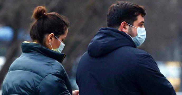 Coronavirus diffusione nell'aria