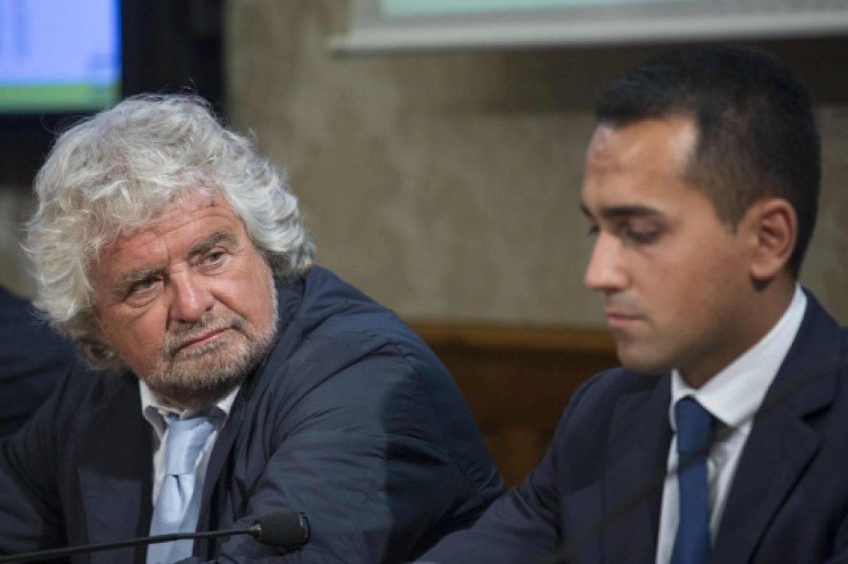 Di Maio attacca il Die Welt, ma qualche anno fa, il fondatore del M5S Beppe Grillo diceva le stesse parole - Leggilo.org