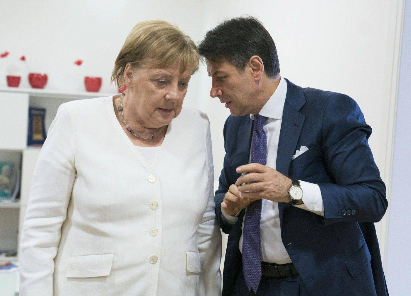 Merkel Olanda - Giuseppe Conte - Leggilo,org