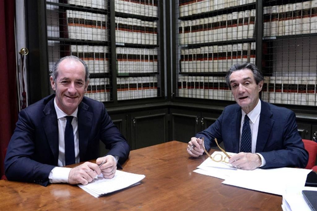 """Coronavirus, i Governatori Zaia e Cirio si accodano alla Lombardia: """"Riaprire dal 4 maggio"""" - Leggilo.org"""