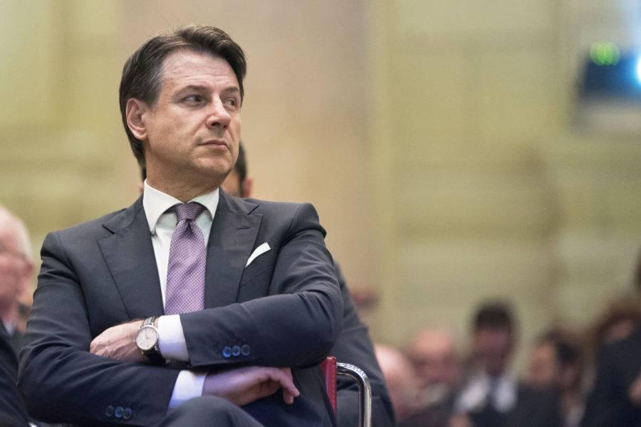Giuseppe Conte multe - Leggilo.org