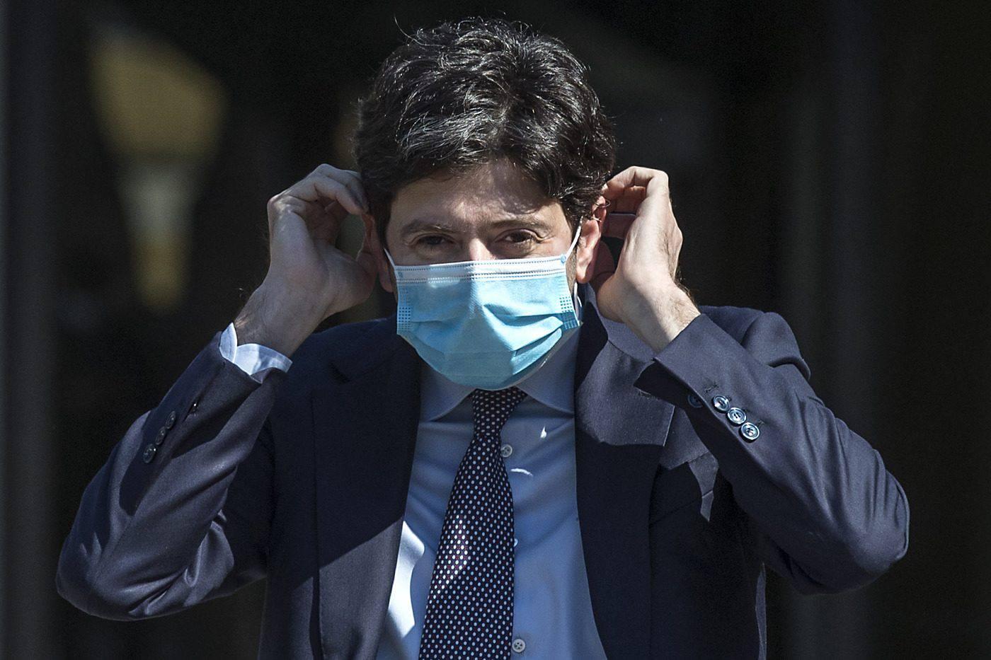 Roberto Speranza Coronaviris - Leggilo.org