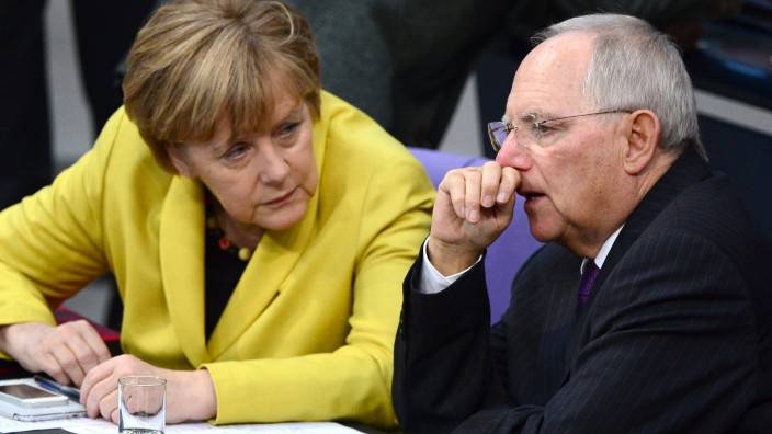 """Il Presidente del Parlamento tedesco, Schaeuble: """"La sentenza della Corte mette in dubbio esistenza euro"""" - Leggilo.org"""