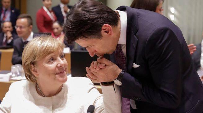 conte Merkel - Leggilo