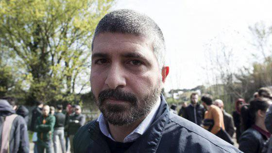 sequestro sede casapound