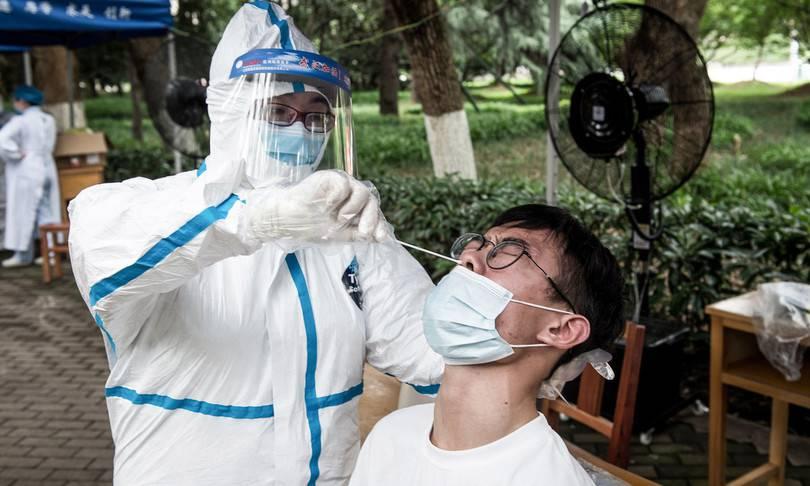 coronavirus pechino terrore