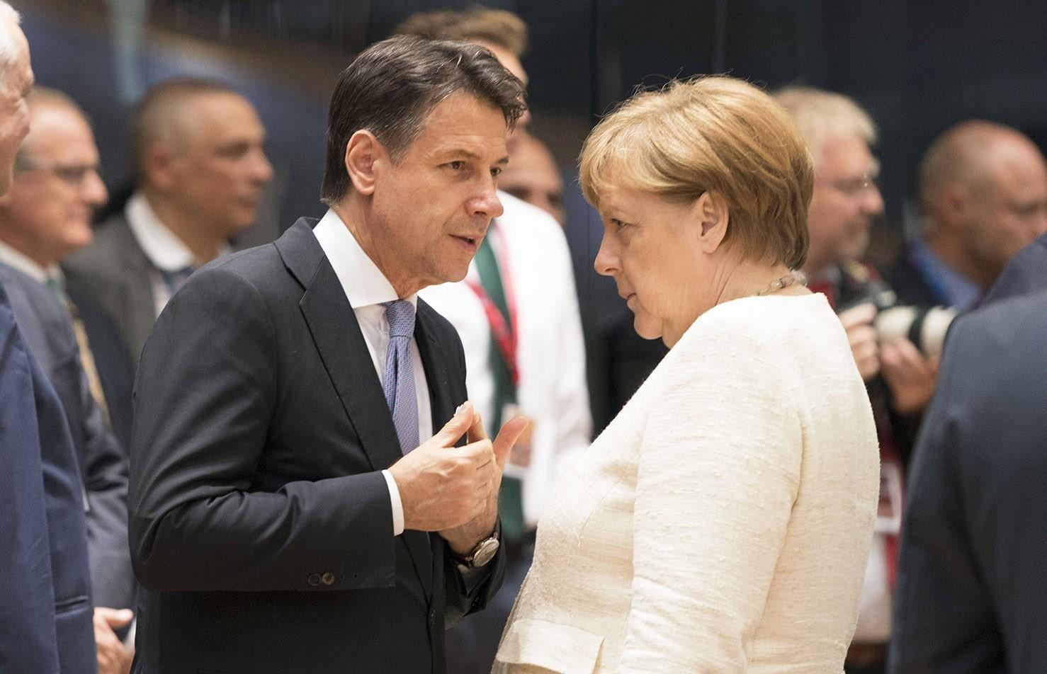 Il destino del piano della Commissione Ue nelle mani della Merkel: Italia immobile - Leggilo.org