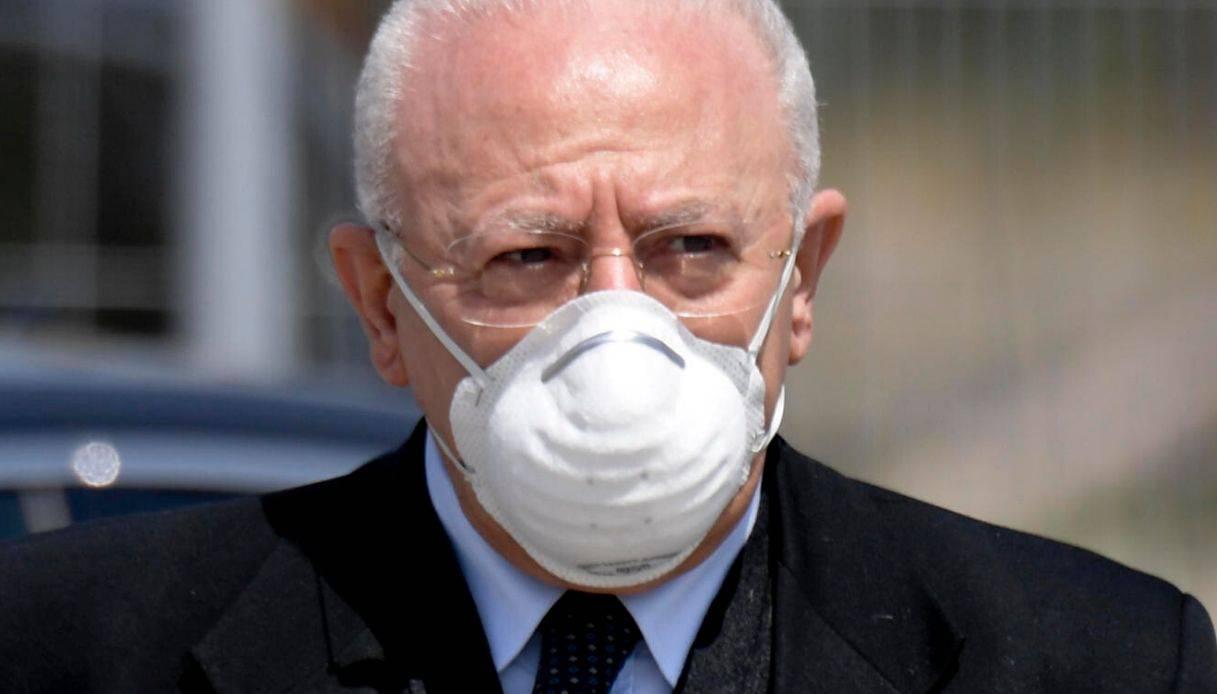 """De Luca-Salvini: è di nuovo scontro, il Governatore: """"C'è chi lavora per portare seccia e far tornare l'epidemia"""" - Leggilo.org"""