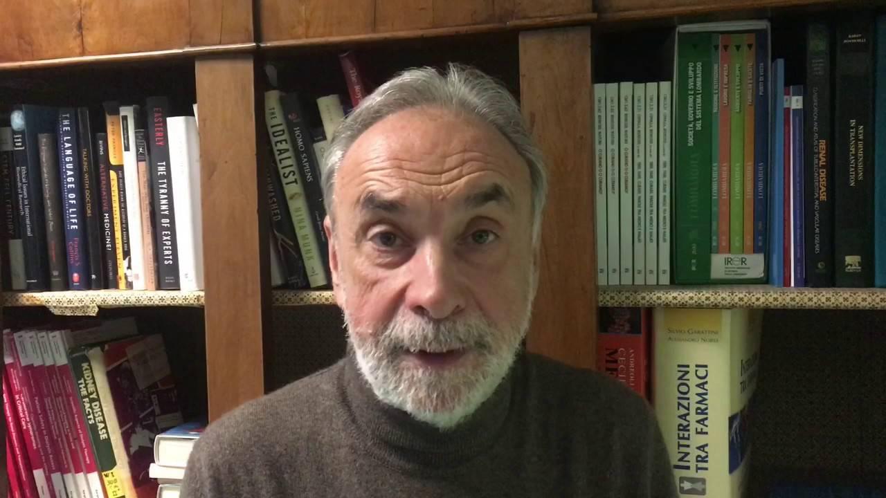 """Remuzzi, dell'Istituto Mario Negri, avverte l'Iss e il Governo: """"Nuovi positivi non sono contagiosi"""" - Leggilo.org"""